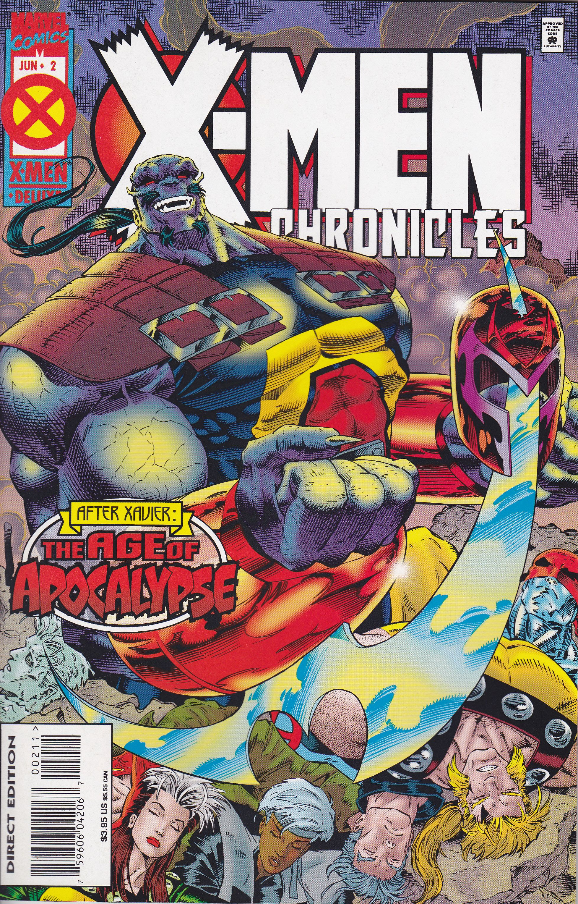 One Man's Worth] X-Men Chronicles #2   Made of Fail Productions